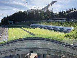 Holmenkollen skiskytter Arena